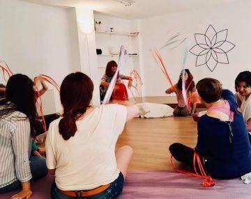 Yoga para peques