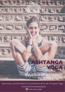 Taller de Ashtanga Yoga